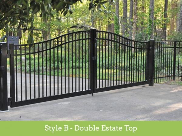 Aluminum Good Neighbor Fence Inc