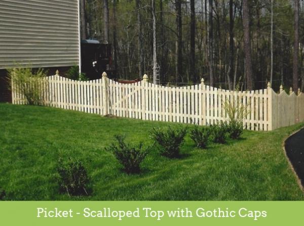 Wood Fences Good Neighbor Fence Inc